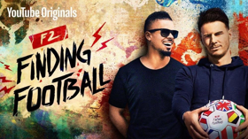 YouTube Original Series F2 FINDING FOOTBALL Premieres Today