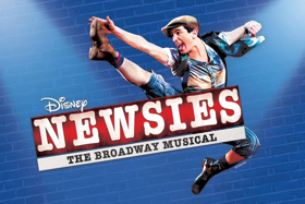 John W. Engeman Theater Presents NEWSIES