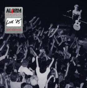 The Alarm to Release 'Strength Live' '85 on Record Store Day