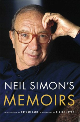 Give The Gift Of Neil Simon This Holiday Season; Memoir Out in Paperback This Month