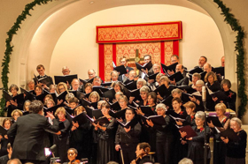 The Falmouth Chorale to Present CAROLS & LULLABIES Holiday Concert