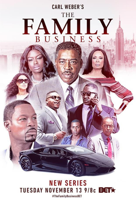BET Acquires CARL WEBER'S THE FAMILY BUSINESS