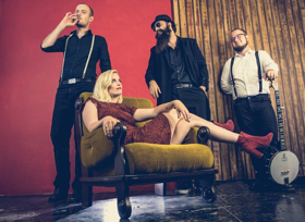 OLD TOWN BAND Comes to The Drama Factory