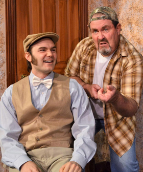 THE FOREIGNER at Fountain Hills Theater this March
