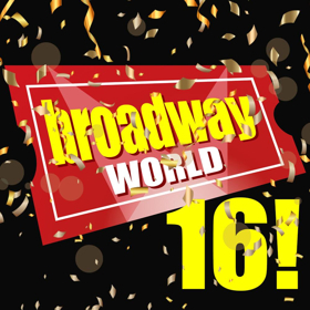 BroadwayWorld Celebrates 16th Anniversary!