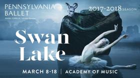 PA Ballet Presents SWAN LAKE