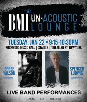 BMI Announces Un-Acoustic Lounge
