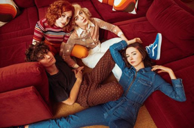 The Regrettes Share Electric New Song DRESS UP Ahead of North American Summer Headline Tour