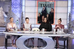 Sneak Peek - THE REAL Hosts Discuss CA Wildfires, Time Magazine Cover