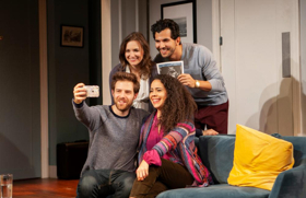 Cherry Lane Theatre's ACTUALLY WE'RE F** KED Extends Through April 21