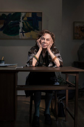 Review Roundup: What Did Critics Think of Elaine May In THE WAVERLY GALLERY On Broadway?