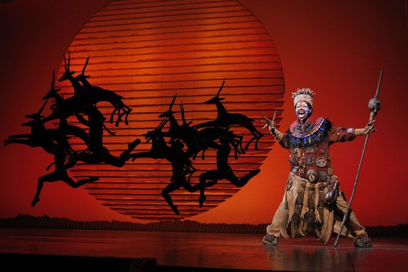 BWW Review: THE LION KING at DALLAS SUMMER MUSICALS
