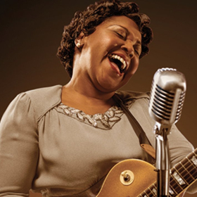 Cleveland Play House Celebrates the 'Godmother of Rock and Roll' with MARIE AND ROSETTA