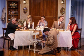 BWW Review: HOW THE OTHER HALF LOVES at North Coast Repertory Theatre