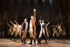 BWW Review: HAMILTON, Victoria Palace Theatre