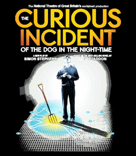 BWW REVIEW: Bravery, Mystery And Mathematics Combine In The Brilliant Stage Adaptation Of THE CURIOUS INCIDENT OF THE DOG IN THE NIGHT-TIME