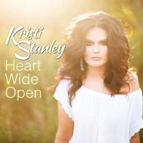 Kristi Stanley Releases Debut Album 'Heart Wide Open'