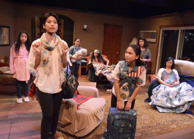 Review: AMERICA ADJACENT Asks How Far Would You Go to Give Your Child a Better Future