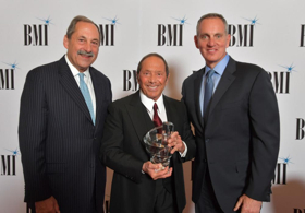 BMI Honors Paul Anka at the 71st Annual NAB Dinner
