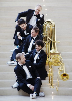 CHRISTMAS TIME IS HERE! The Canadian Brass Ring In The Holidays At The McCallum