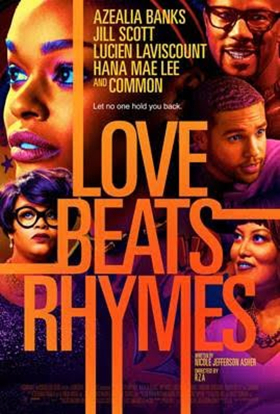 New Film from Lionsgate LOVE BEATS RHYMES In Theaters & On Demand Today