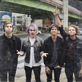 5 SECONDS OF SUMMER Tells Fans To Expect New Music in 2018!