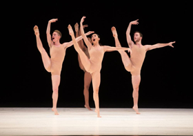 BWW Dance Review: The Juilliard School Presents NEW DANCES: EDITION 2017, December 10, 2017