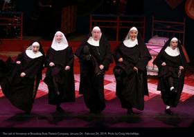 BWW Review: Great Cast Makes NUNSENSE Funsense, at Broadway Rose