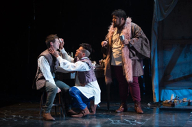 BWW Review:  BOTTICELLI IN THE FIRE at Woolly Mammoth Theatre Company is Entirely Unique