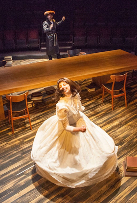 BWW Review: THE WANDERERS at The Old Globe