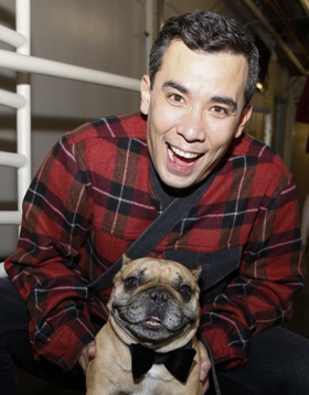 BWW Exclusive: Conrad Ricamora Rises to SOFT POWER and Blasts Trump for Getting Away With Racism