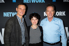 Meet the Cast of NETWORK- Now in Previews!