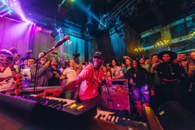 Cory Henry & The Funk Apostles Share TRADE IT ALL Live At Jammcard's JammJam