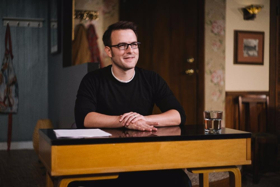 Justin Lemieux Wins 'Best Emerging Actor' for WARM SODA at United Solo