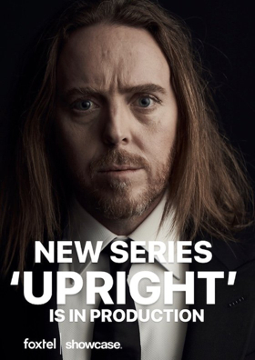 Tim Minchin Will Write and Star in New Australian Series UPRIGHT
