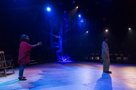 BWW Blog: Stage Managing IN THE RED & BROWN WATER