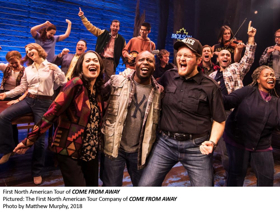 BWW Review: COME FROM AWAY Celebrates Extraordinary Human Kindness