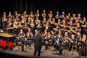 Jason Tramm to Lead Morris Choral Society in HOLIDAY SPECTACULAR XV: RESOUNDING JOY
