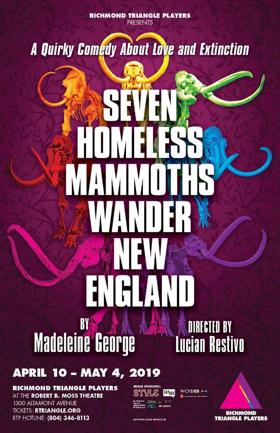 RTP Hosts Virgina Premiere Of SEVEN HOMELESS MAMMOTHS WANDER NEW ENGLAND