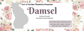 Kaili Vernoff, Aaron Serotsky and More to Star in Out of the Box Theatrics' DAMSEL