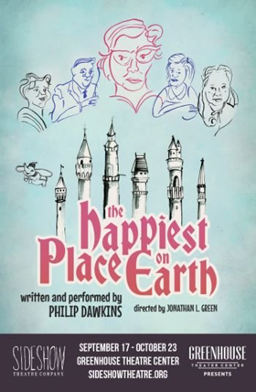 Meet The Cast Of HAPPIEST PLACE ON EARTH By Philip Dawkins