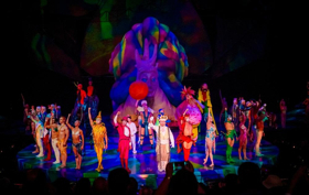 MYSTERE by Cirque du Soleil at Treasure Island Continues to Captivate Las Vegas Audiences