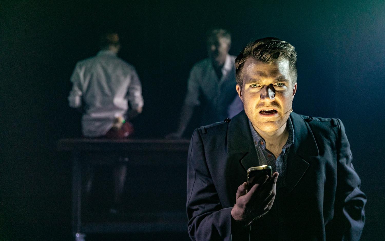 BWW Review: TUMULUS, Soho Theatre