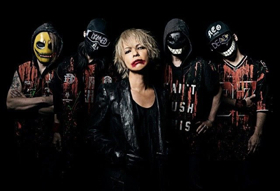 Hyde Announces U.S. Tour With In This Moment