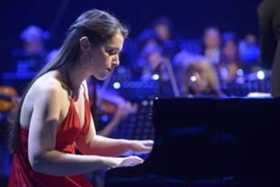 Inga Fiolia Makes U.S. Debut at Lincoln Center Recital