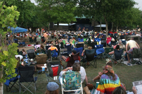 BWW Interview: Dalis Allen - Producer of the Kerrville Folk Festival