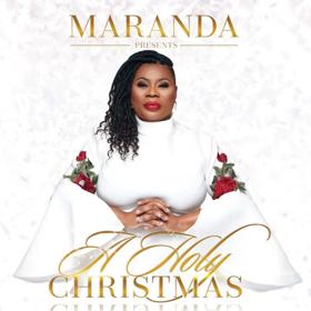 Maranda Curtis Presents  A HOLY CHRISTMAS Available Now