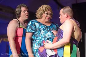 BWW Review: PRISCILLA, QUEEN OF THE DESERT stumbles in Her High Heels at Kensington Arts Theatre