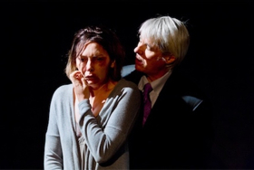 BWW Review:  Scena Theatre's PINTER REP Returns to the Great Dissident Poet with Three Classics & an American Premiere