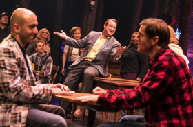 BWW Review: Magnificent Musical COME FROM AWAY Lands at the Ahmanson